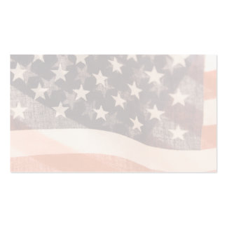 transparent flags business card