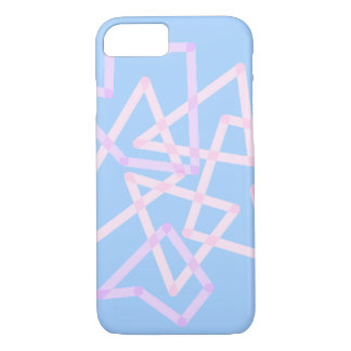 Transparent Geometry iPhone 7 Case