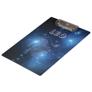 Transparent Leo Clipboard