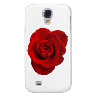 Transparent Rose Galaxy S4 Case