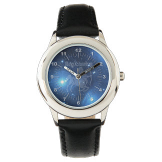 Transparent Sagittarius Watch