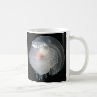 Transparent Sea Slug 2 Basic White Mug