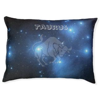 Transparent Taurus Pet Bed