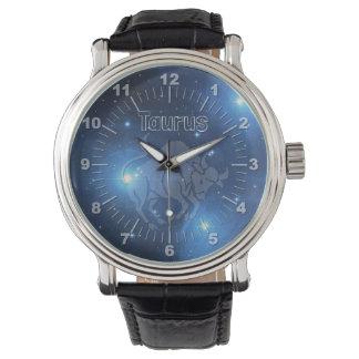 Transparent Taurus Watch