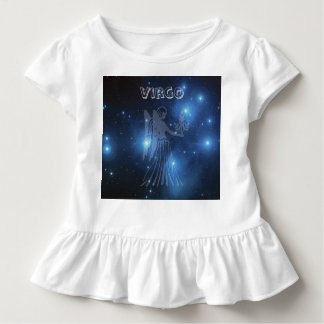 Transparent Virgo Toddler T-Shirt