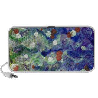Transparent war of Color's V2 Portable Speaker