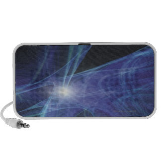 Transparent Waves PC Speakers