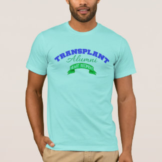 Transplant Alumni - Heart Recipient T-Shirt