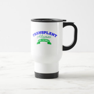Transplant Alumni - Liver Recipient Travel Mug
