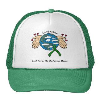 Transplant Compassion Hat