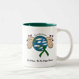 Transplant Compassion Mug