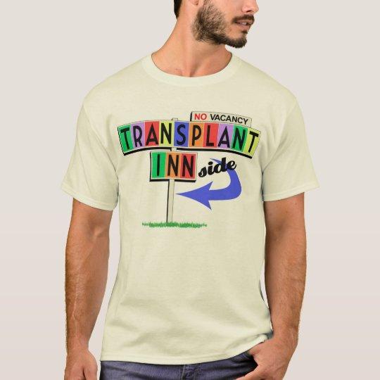 Transplant Inn(side) retro motel sign T-Shirt