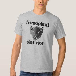 Transplant Warrior/Shield T-shirts