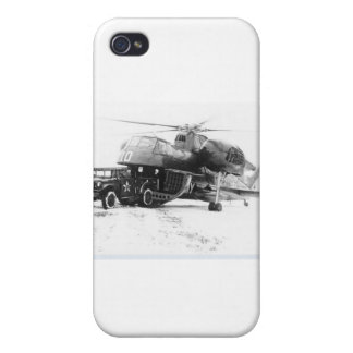Transport aircraft iPhone 4 cases