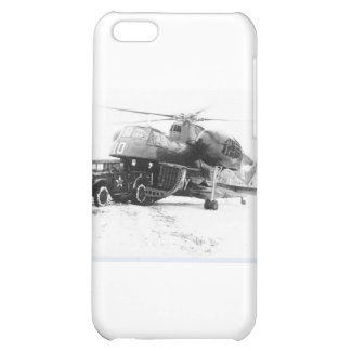 Transport aircraft iPhone 5C cover
