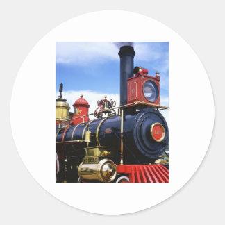 Transportation 144 sticker