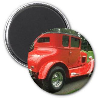 Transportation 628 refrigerator magnet