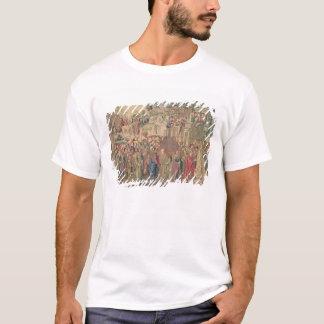 Transportation of the Ark of the Covenant, Tapestr T-Shirt