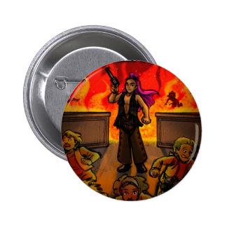 Transtirion Wizard 2 6 Cm Round Badge