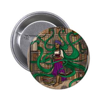 Transtirion Wizard 6 Cm Round Badge