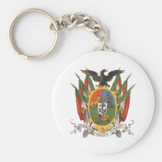 Transvaal Coat of Arms South Africa Key Chains