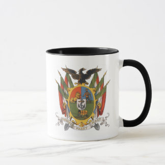 Transvaal Coat of Arms, South Africa: Pre-Boer War Mug