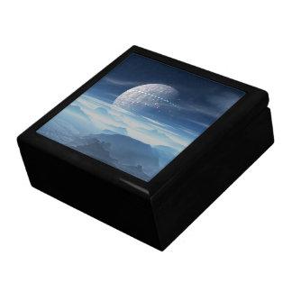 Tranus Alien Planet with Satellite Gift Box