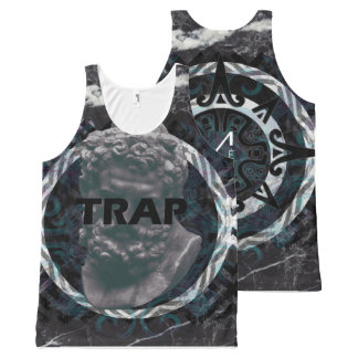 Trap Music All-Over Print Tank Top