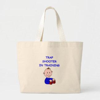 trap shooting baby bag