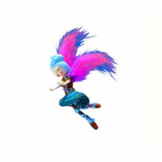 Trap the Elf™ Fairy Dance Standing Photo Sculpture