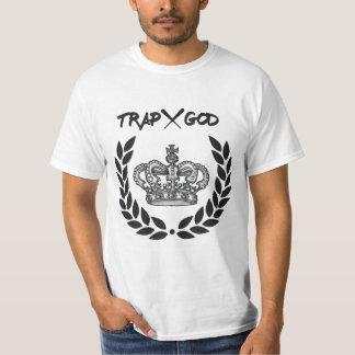 Trap X God White T-Shirt