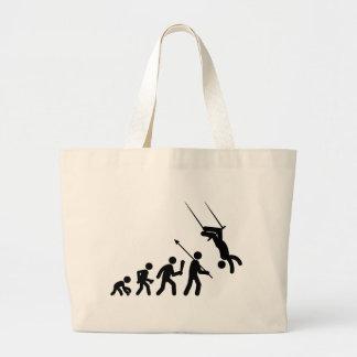 Trapeze Tote Bags
