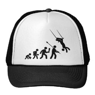 Trapeze Mesh Hat