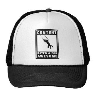 Trapeze Trucker Hats