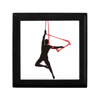 Trapeze Swing Aerialists Gift Box