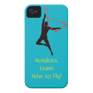 Trapeze Swing Aerialists iPhone 4 Case-Mate Case