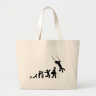 Trapeze Jumbo Tote Bag