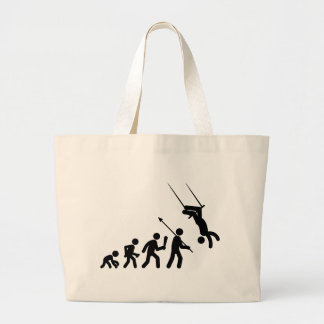 Trapeze Tote Bags