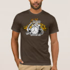 Trapped In The Amber Vector Art Design T-Shirt