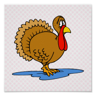 Trapper Turkey Posters