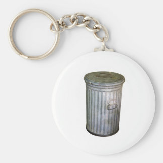trash bin key ring