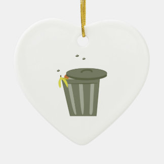 Trash Can Christmas Ornament