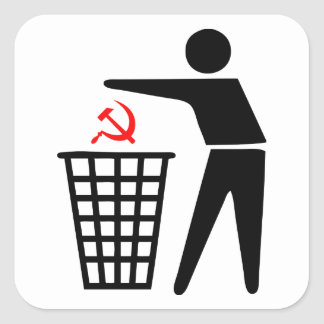 Trash Communism Sticker