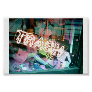 Trash is NY Posters