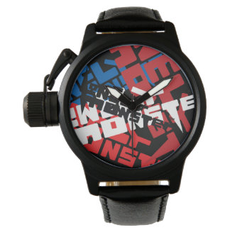 Trash Lonely Monster Men's Watches