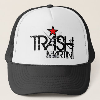 Trash Martini Trucker Hat