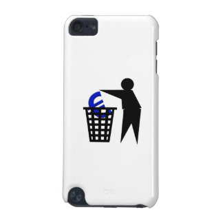 Trash the Euro iPod Touch (5th Generation) Cases