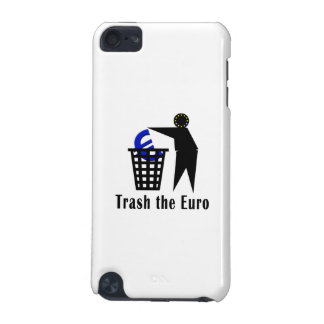 Trash the Euro iPod Touch 5G Cases