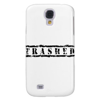 Trashed Samsung Galaxy S4 Covers