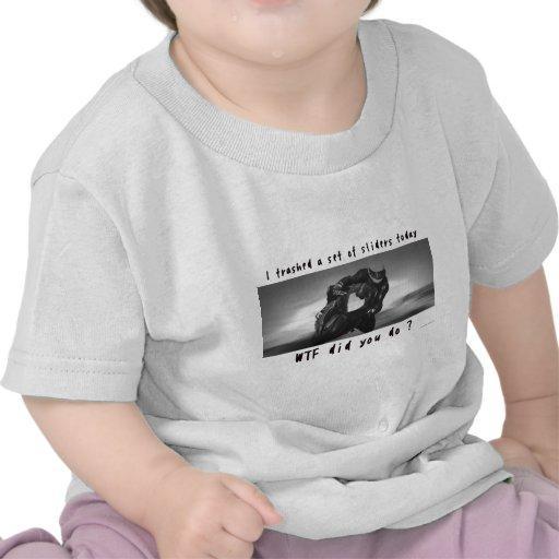 Trashed Sliders Tshirt